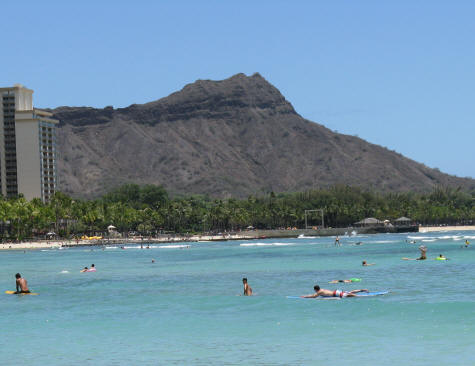 Landmarks on the Island of Oahu