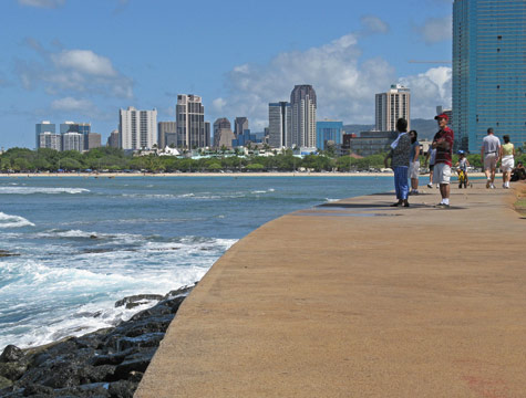 Landmarks and Tourist Attractions in Honolulu