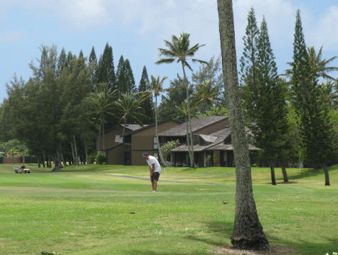 Golf Courses on the Island of Oahu in Hawaii