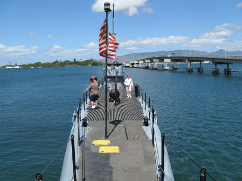 Introduction to Historical Sites, Museums and Tourist Attractions at Pearl Harbor